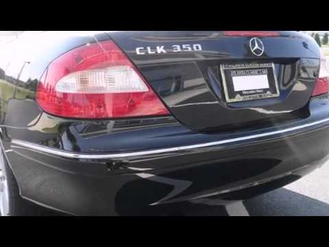 2007 mercedes benz clk350 in duluth ga 30096 youtube for Mercedes benz of duluth
