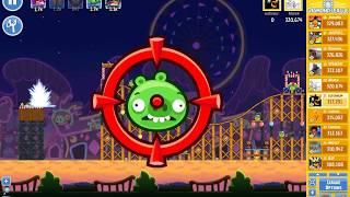 Angry Birds Friends/ Amusement Pork tournament, week 290/1, level 2