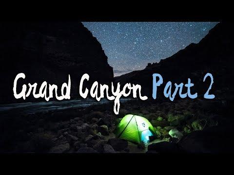 Vlog #28: A Photographic Journey through the Grand Canyon - PART 2
