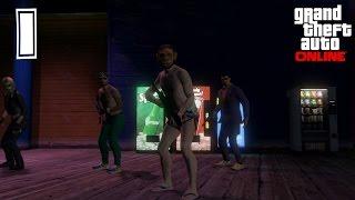 Grand Theft Auto: Online. #1 - Фантастическая четвёрка