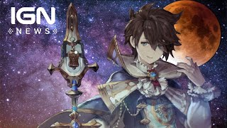 Square Enix Reveals New Game Antique Carnevale - IGN News