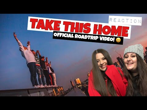 TAKE THIS HOME REACTION 😆❤️ (RoadtripTV Original)