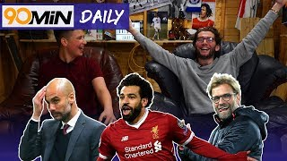 Will Man City bottle the Premier League after UCL exit?! | Can Liverpool win Champions League? Daily