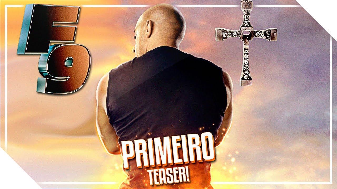 PRIMEIRO TEASER TRAILER DE VELOZES E FURIOSOS 9 LIBERADO!!