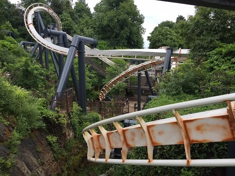 Alton Towers Resort Vlog 10th July 2016