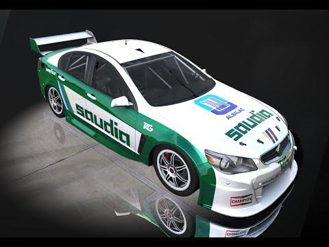 Phoenix club race (Automobilista)