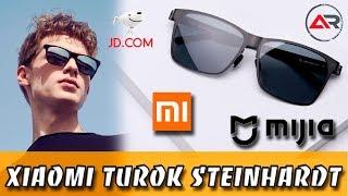 Солнцезащитные очки Xiaomi Turok Steinhardt TS SM007-0220, Mijia polarized sunglasses (black) - Видео от AlexArs, распаковки и обзоры товаров из Китая