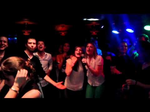 Yours Irish Pub Karaoke & Dance Party - 08.06.2012 -