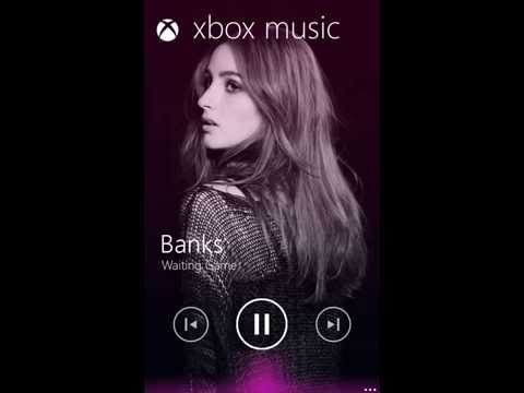 Xbox Music App Concept