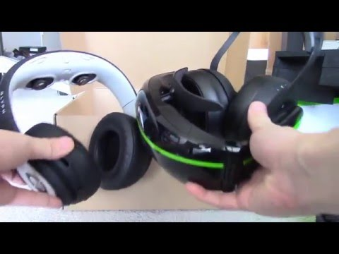 Vuzix iWear vs Avegant Glyph - unboxing and comparison