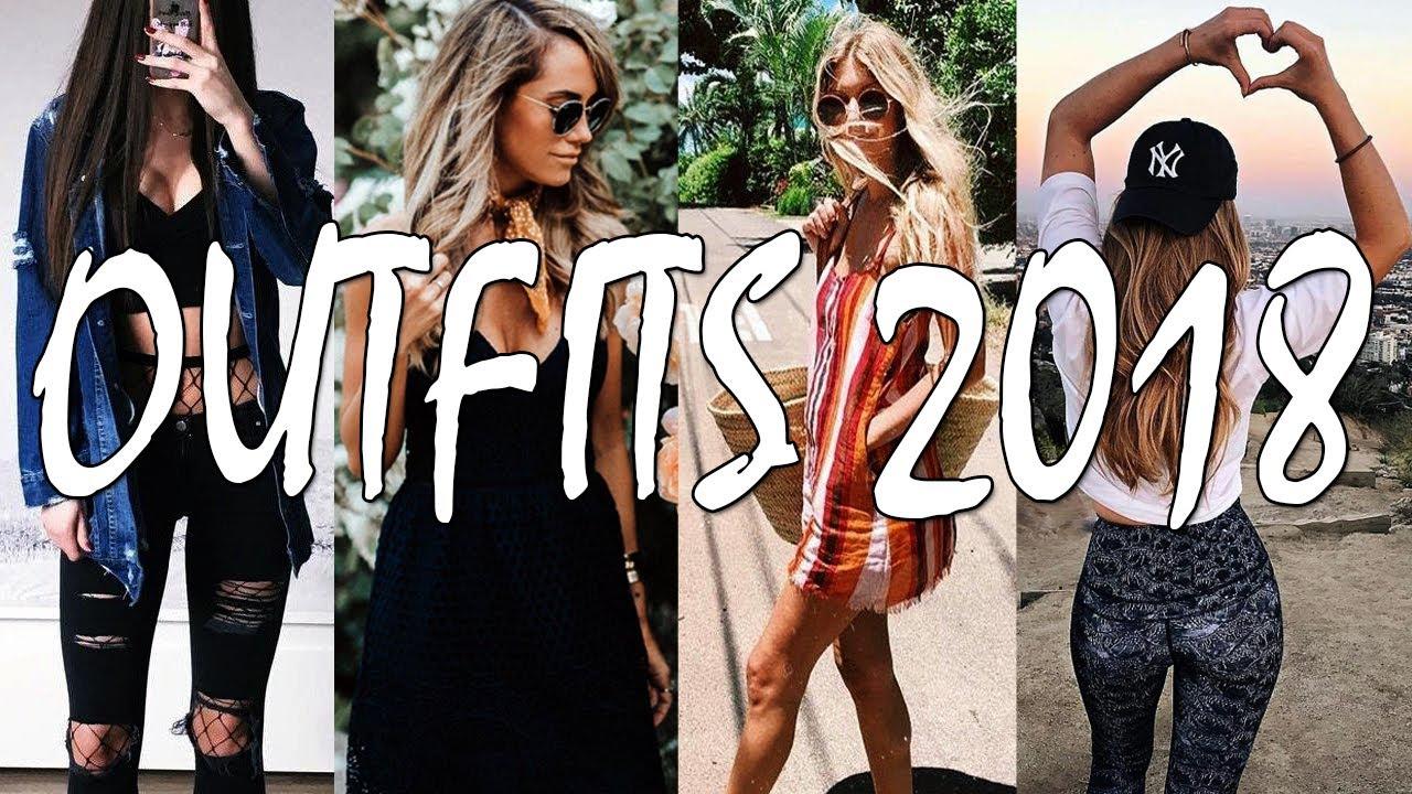 moderno y elegante en moda colección de descuento boutique de salida OUTFITS 2018 - ROPA DE MODA JUVENIL 2018 | OUTFITS JUVENIL