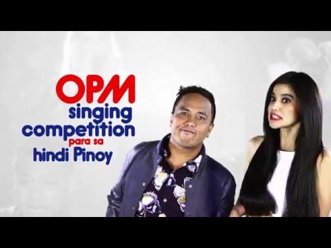 I Love OPM Hosts Teaser: Anne Curtis & Eric Nicolas