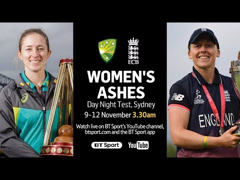 Live Streaming: Women's Ashes 2017 - Australia V England Test, Day Four