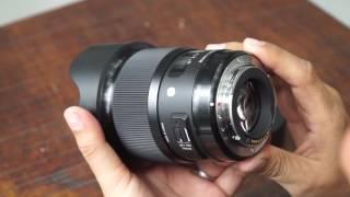 cameratinhtevn - tren tay sigma art 20mm f14 dg hsm