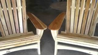 Chair Pallet Plan Ideas | Diy Pictures Of Pallet Furniture For Indoor Outdoor Collection