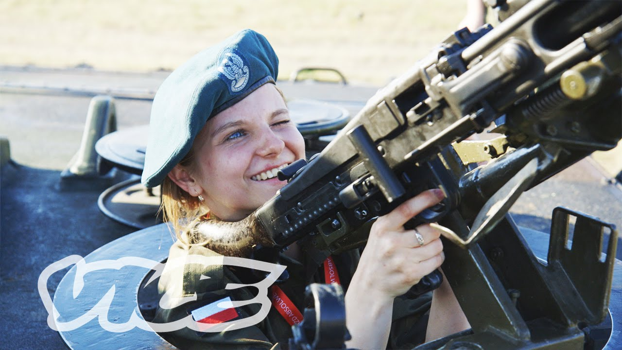 Preparing for Invasion: Poland's Paramilitary Weekend Warriors