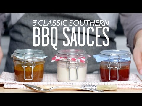Master Three Southern Barbecue Sauces | Southern Living