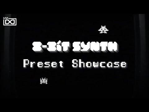 UVI 8-Bit Synth  Preset showcase