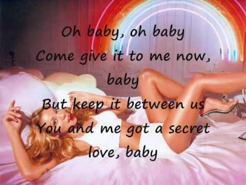 Mariah Carey -Secret love (Lyrics)
