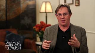 Richard Thomas on playing Hank Williams, Jr. - EMMYTVLEGENDS.ORG