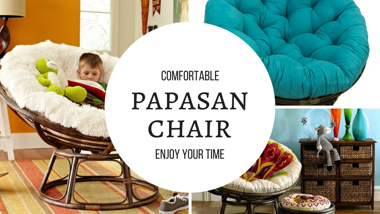 Papasan Chair   YouTube