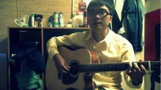 Chờ em về - Anh Khang (guitar cover)
