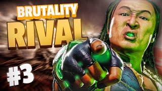 ☠️Hago el BRUTALITY copiando el PERSONAJE del RIVAL ... (MUY EPICO) - Mortal Kombat 11