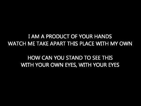 A Bid Farewell - Facing Giants (Lyrics)