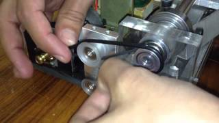 Mini Torno / Mini Lathe Home made