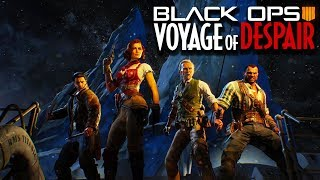 """BLACK OPS 4 ZOMBIES FIRST PLAYTHROUGH! """"Voyage of Despair"""" + """"Blood of the Dead!"""" (BO4 Zombies)"""