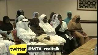 Love For Khilafat ~ Real Talk Africa Ladies Edition ~ Islam Ahmadiyya