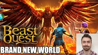 Let's Play Beast Quest - BRAND NEW WORLD!