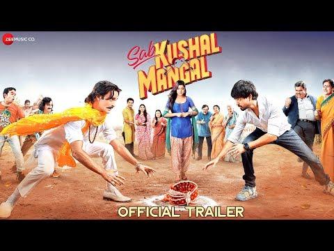 Sab Kushal Mangal- Official Trailer | Akshaye Khanna, Priyaank Sharma & Riva Kishan