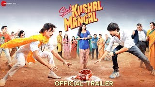 Akshaye Khanna's Sab Kushal Mangal Hindi Movie Trailer 2020