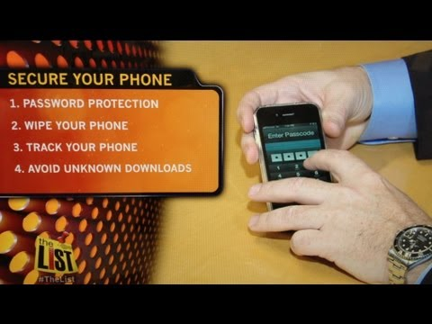 4 ways to protect your phone from hackers