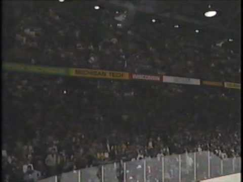 Old Time Gopher Hockey - 1988