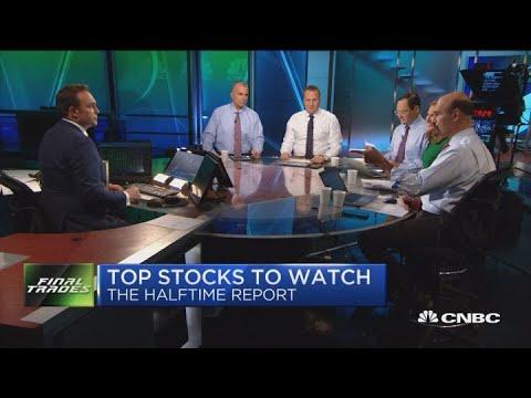 Final trades: KKR, JPMorgan, Qualcomm, Ensco & Covanta