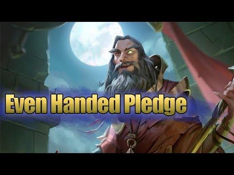 TPS Even Handed Golem Pledge??? [Eternal Card Game]