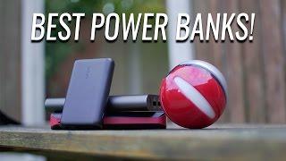 6 Best Power Banks of 2016
