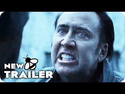 RUNNING WITH THE DEVIL Trailer (2019) Nicolas Cage Thriller Movie