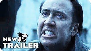 RUNNING WITH THE DEVIL Trailer (2019) Nicolas Cage Thriller Movie