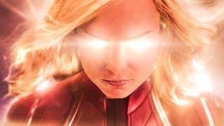 Capitã Marvel - Trailer Oficial Legendado [Brie Larson, Samuel L. Jackson, Jude Law]
