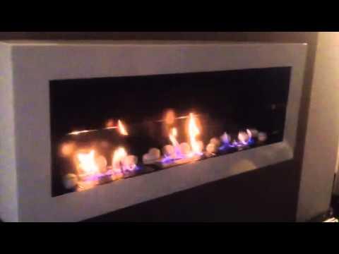 cheminee ethanol 3 feux