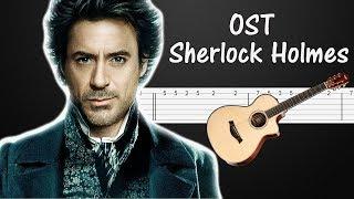 Hans Zimmer OST Sherlock Holmes - Guitar Tabs, Guitar Tutorial