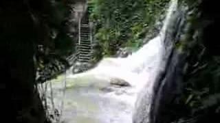 Jamaica-Coyaba Gardens-Mahoe Falls #1