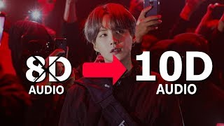 BTS SUGA - INTERLUDE: SHADOW (Extended ver.) [10D USE HEADPHONES!] 🎧