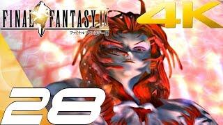 Final Fantasy IX HD - Gameplay Walkthrough Part 28 - Garland Boss Fight [4K 60FPS]
