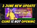 Free Fire Live Game is Not Opening New Update - Garena Free Fire 2020