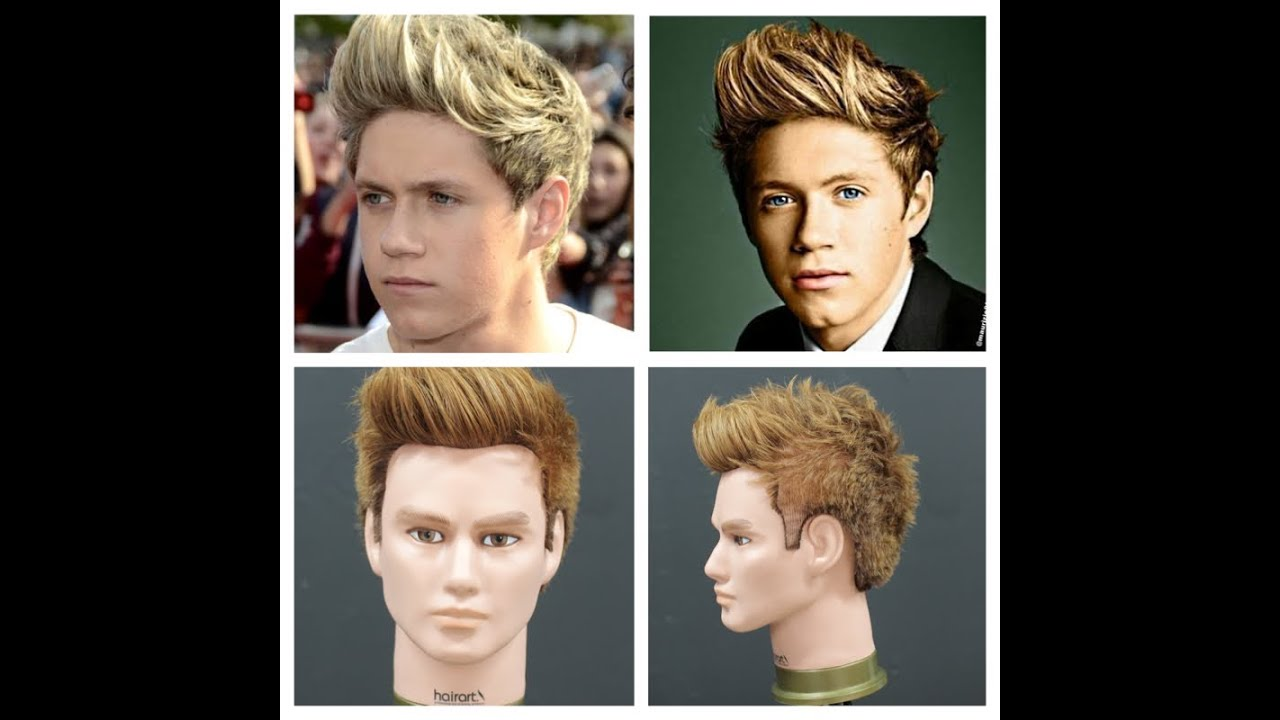 one direction hair styles niall horan haircut tutorial one direction hairstyles 8858