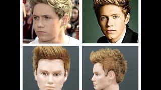 Repeat youtube video Niall Horan Haircut Tutorial - One Direction Hairstyles - TheSalonGuy